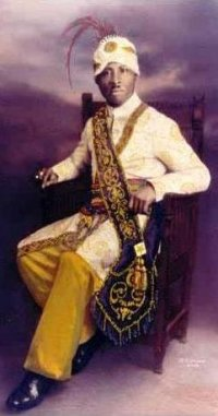 Prophet Noble Drew Ali - Founder